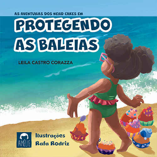 As aventuras dos Nerd Cakes – Em protegendo as baleias