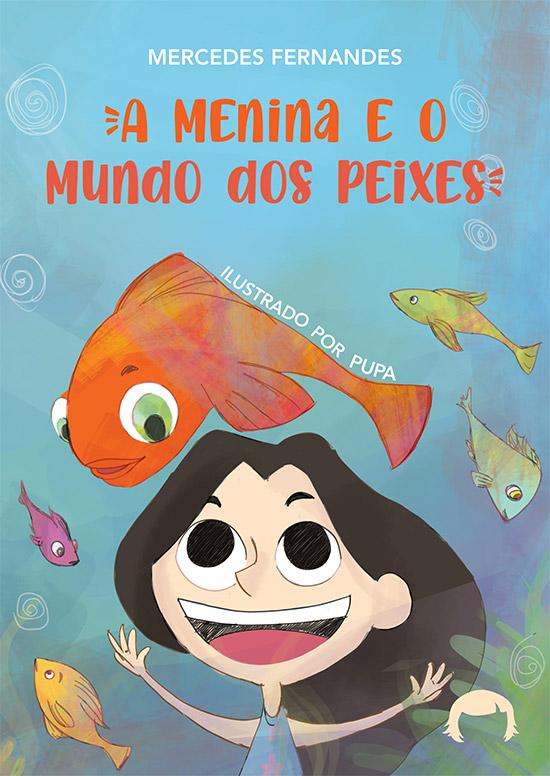 A menina e o mundo dos peixes